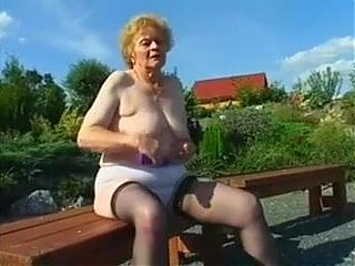 Anal fucking grannies