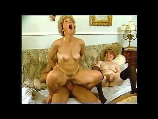 Fat granny spanking, old granny mature