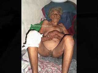 Cum in granny cunt old grandma naked