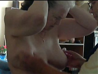 Porn young fucking granny